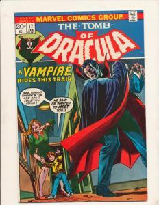 Tomb of Dracula (1972 series) #17, NM- (Actual scan)
