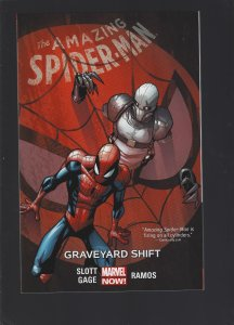 The Amazing Spider-Man: Graveyard Shift #1 Trade Paperback