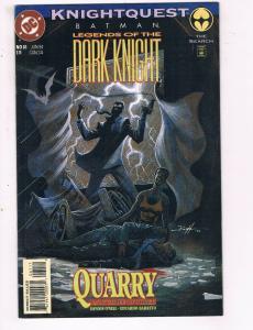 Batman Legends Of The Dark Knight #61 VF DC Comics Comic Book O Neil 1994 DE21