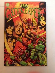 JLA Gatekeeper 3 Near Mint