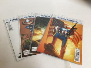 Ultimate Captain America 1-4 Lot Set Run Nm Near Mint Marvel Comics A15