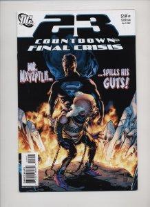 Countdown to Final Crisis #23 (2007)