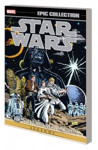 Star Wars Legends Epic Collection Newspaper Strips Vol 01 TPB - New!