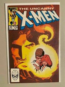 Uncanny X-Men #174 6.0 FN (1983 1st Series)