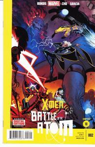X-Men: Battle of the Atom 2 #1