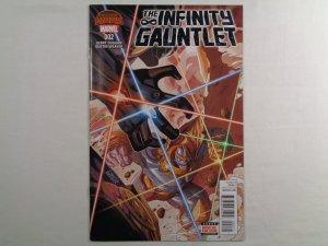 Infinity Gauntlet #2 Thanos Marvel 2015