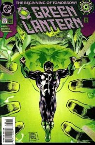 Green Lantern (1990 series) #0, VF+ (Stock photo)