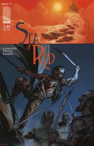 Sea of Red #5 VF; Image | save on shipping - details inside