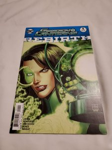Green Lanterns Rebirth 1 Near Mint- Cover by Ethan Van Sciver