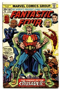 FANTASTIC FOUR #164 - 1st appearance of Thelius the Eternal/Crusader