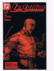 Lex Luthor Man Of Steel # 2 DC Comic Books Hi-Res Scans Awesome Issue WOW!!! S17