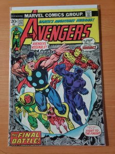 The Avengers #122 ~ VERY FINE - NEAR MINT NM ~ 1974