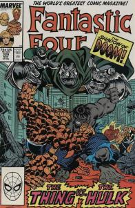 Fantastic Four (Vol. 1) #320 FN; Marvel | save on shipping - details inside