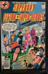 Superboy and the Legion of Super-Heroes #257 (1979)