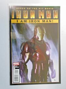 Iron Man I Am Iron Man #1 8.0 VF (2010)