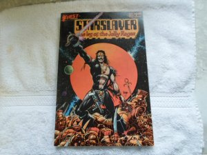 1984 FIRST COMICS STARSLAYER # 14