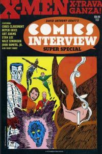 Comics Interview Super Special #1, NM- (Stock photo)