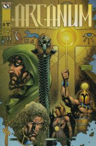 Arcanum #5 VF/NM; Image | save on shipping - details inside