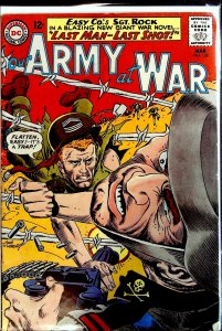 Our Army at War #152 (1965)