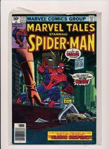 MARVEL TALES SPIDER-MAN #121 1980 VERY GOOD/FINE  (SRU589)
