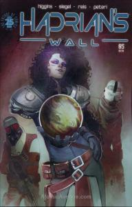 Hadrian's Wall #5 VF/NM; Image | save on shipping - details inside