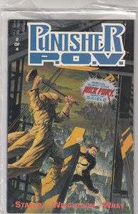 The Punisher: P.O.V. #2 (1991)
