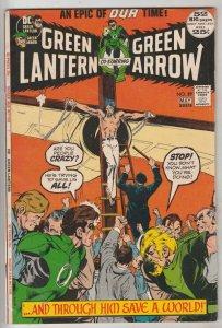 Green Lantern #89 (May-72) FN/VF Mid-High-Grade Green Lantern, Green Arrow