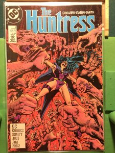 The Huntress #3 vol 1