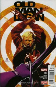 Old Man Logan (2nd Series) #3 VF/NM; Marvel   save on shipping - details inside