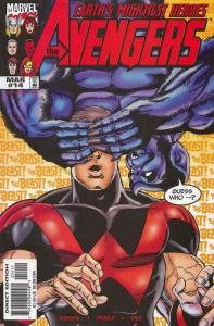 Avengers (Vol. 3) #14 VF/NM; Marvel   save on shipping - details inside
