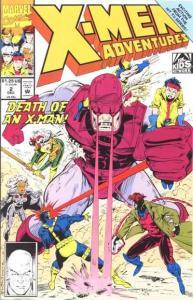 X-Men Adventures (1992 series) #2, NM (Stock photo)