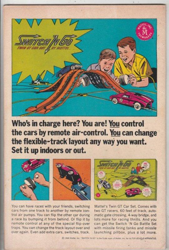 Adventure Comics #348 (Sep-66) VF+ High-Grade Legion of Super-Heroes, Superboy