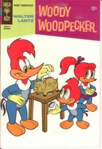WOODY WOODPECKER 99 VF Nov. 1967 COMICS BOOK