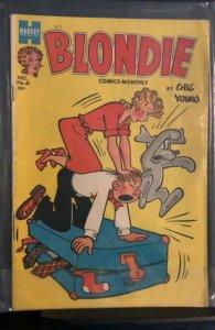 Blondie Comics Monthly #61 (1953)