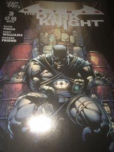 DC Batman The Dark Knight #3 Mint
