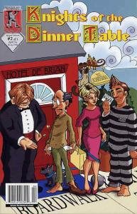 Knights of the Dinner Table Special #2B VF/NM; Kenzer and Company | save on ship