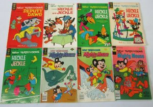Terrytoons comic lot 11 different