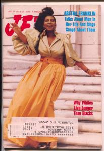 Jet 4/19/1991-Johnson Pub-Aretha Franklin-info-pix-African Americans-VG