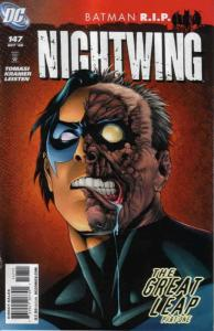 Nightwing #147 FN; DC   save on shipping - details inside