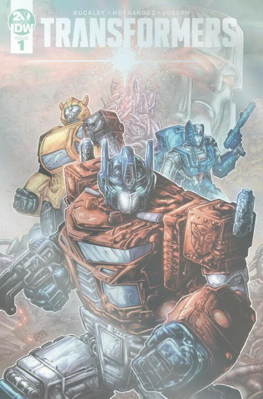 Transformers #1 METAL EDITION LIMITED 750 CGC 9.8 IDW FanExpo CONVENTION VARIANT
