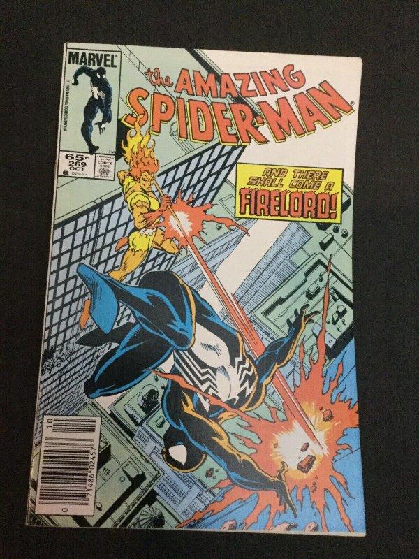 Amazing-Spider-Man 269 Near Mint- Nm- 9.2 Newsstand Edition Marvel Comics