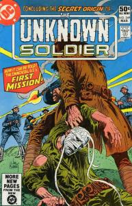 Unknown Soldier #249 FN; DC | save on shipping - details inside