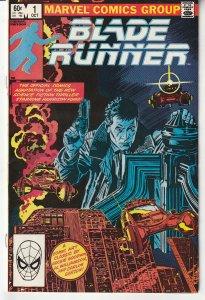 Blade Runner # 1 Marvell's Adaptation of Harrison Ford Film !