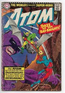 The Atom 30 GD-