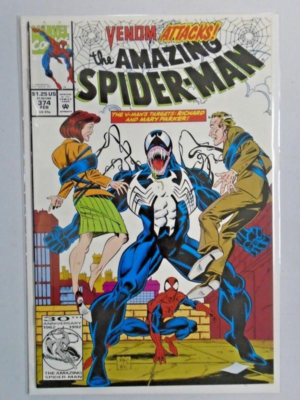 Amazing Spider-Man (1st Series) #374, 8.0/VF (1993)