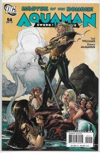Aquaman  : Sword of Atlantis   #54 FN