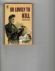 3 Books So Lovely to Kill Locker Room Humor Earth Satellites Humor Mystery JK31