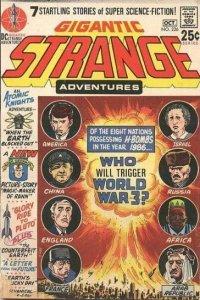 Strange Adventures (1950 series) #226, Fine (Stock photo)