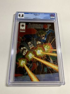 Bloodshot O Cgc 9.8 Chromium Cover Valiant