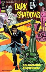 Dark Shadows (1969 series) #34, Fine- (Stock photo)